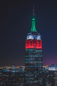 ny empire tricolore