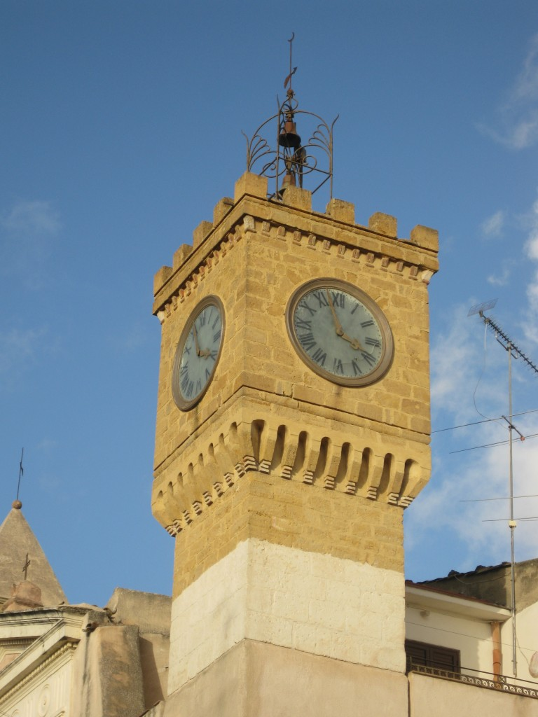 Torre_dell'Orologio_Cianciana