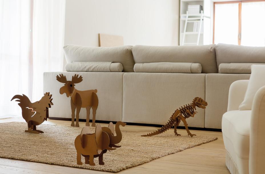 Animali decorazioni