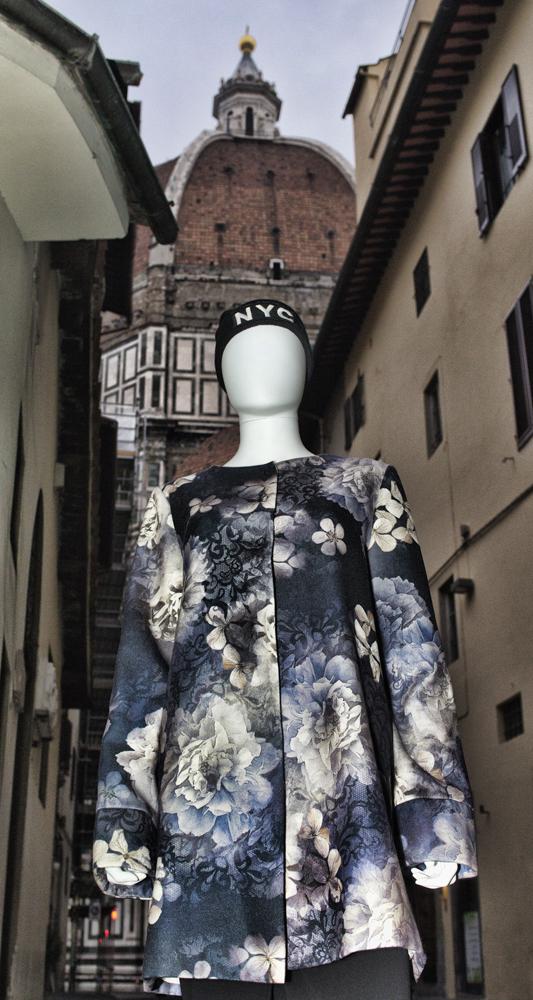 Via dello Studio e il Duomo