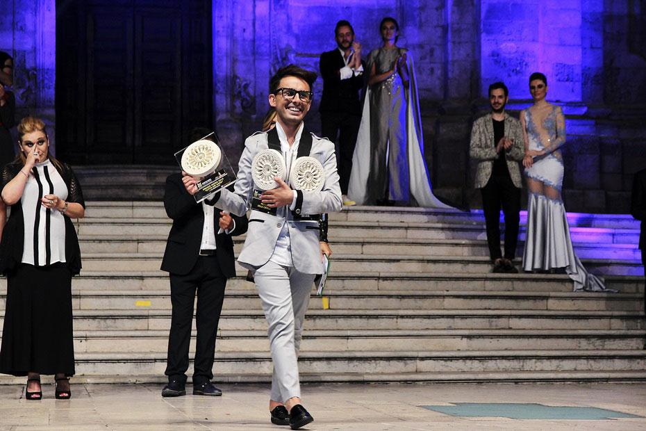 Daniele-Desiati-vincitore-Premio-Moda-Città-dei-Sassi,-Premio-Critica,-Premio-Collezioni-Haute-Couture