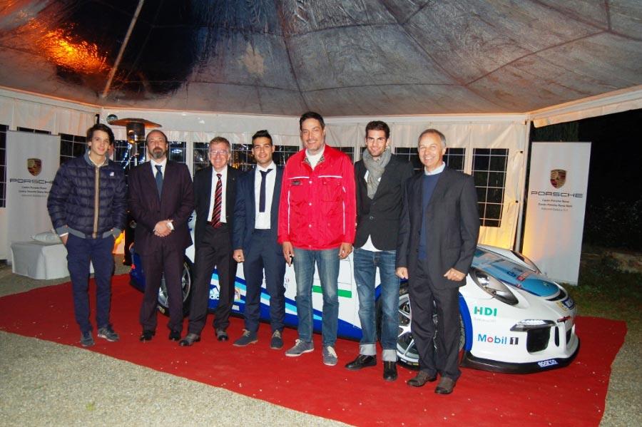 Porsche-carrera-Team