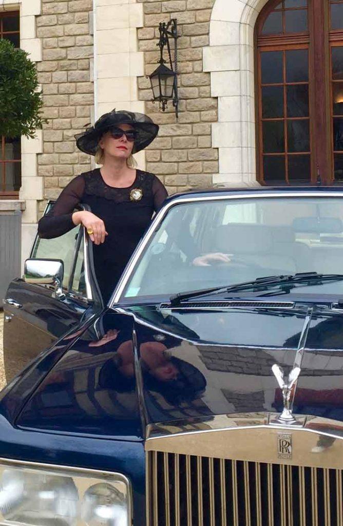 madame-Egger-su-Rolls-Royce
