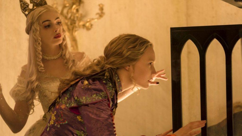 Alice attraverso lo specchio 7
