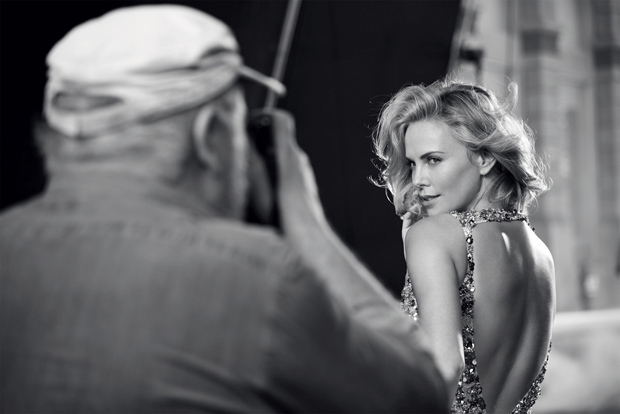 Charlize Theron,Christian Dior,profumo