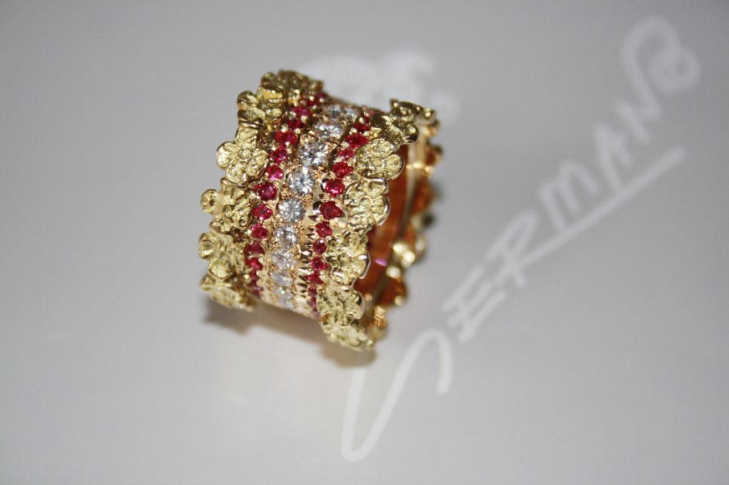 anello.Germano gioielli,gioielleria