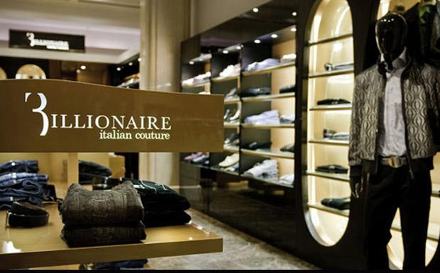 Billionaire Italian Couture,Milano,store