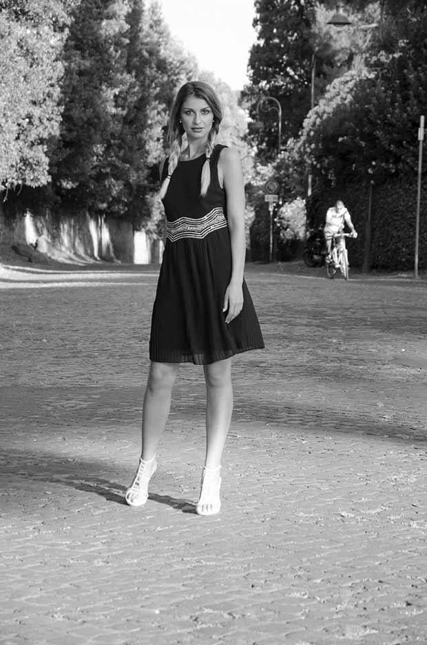 Federica Florio,fotomodella