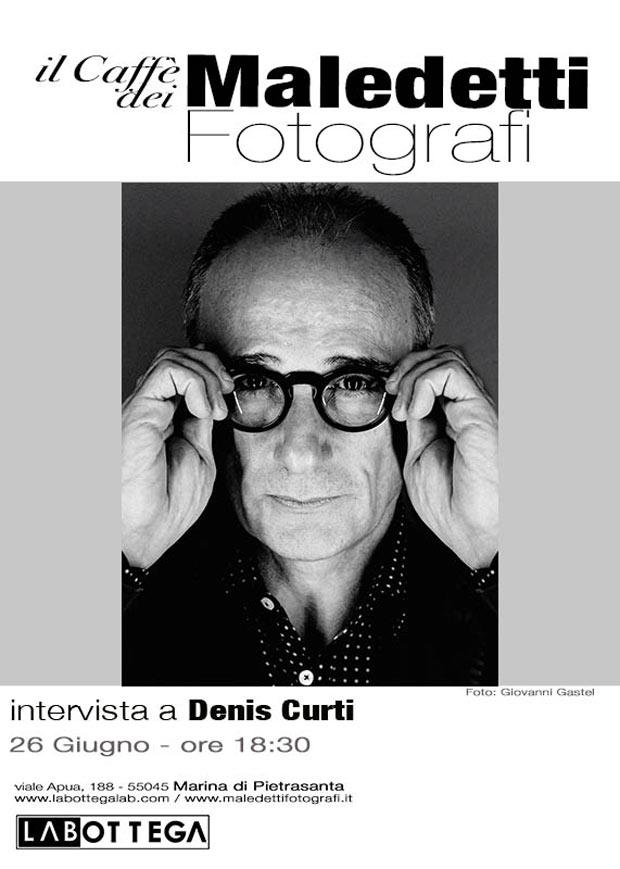 Maledetti Fotografi,Denis Curti,LABottega