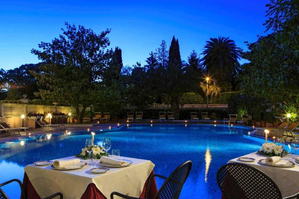 grand hotel gianicolo,roma,hotel lusso,hotel Roma