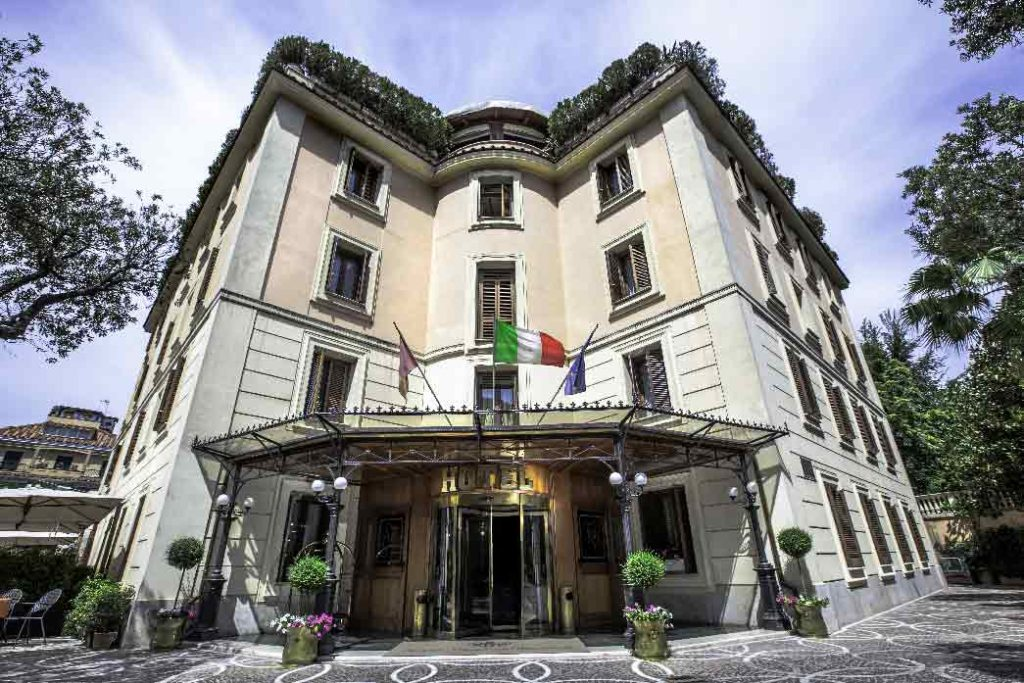 Grand Hotel Gianicolo,Roma,hotel lusso