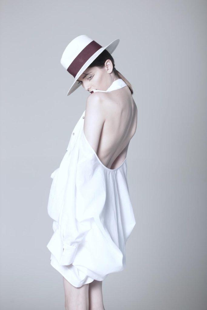 Balossa,white shirt