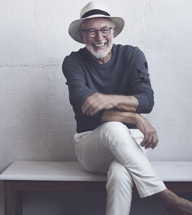 Jim Sullivan,modello,attore