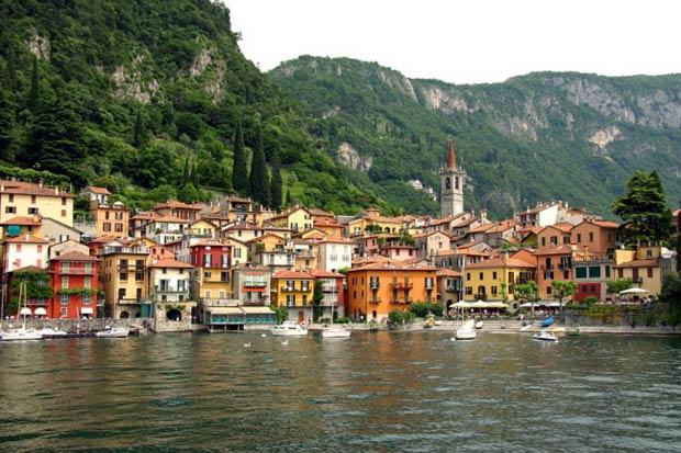 Lecco,lago di Como
