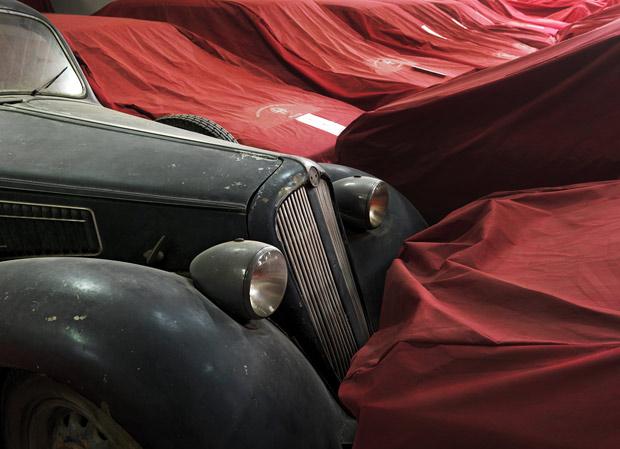 Museo Storico Alfa Romeo,Arese,Marco Lanza