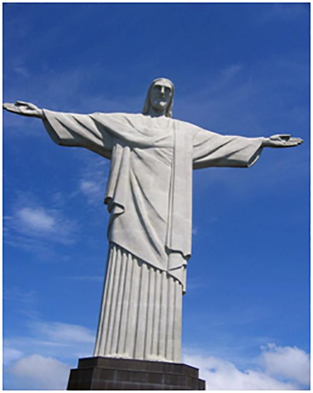 cristo redentore,cristo di Rio de Janeiro