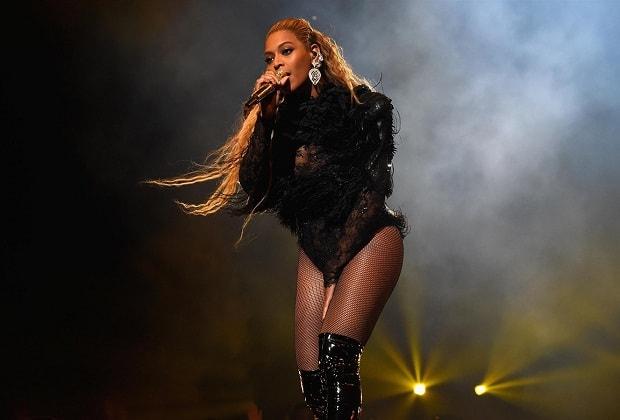 Esibizione Beyoncé