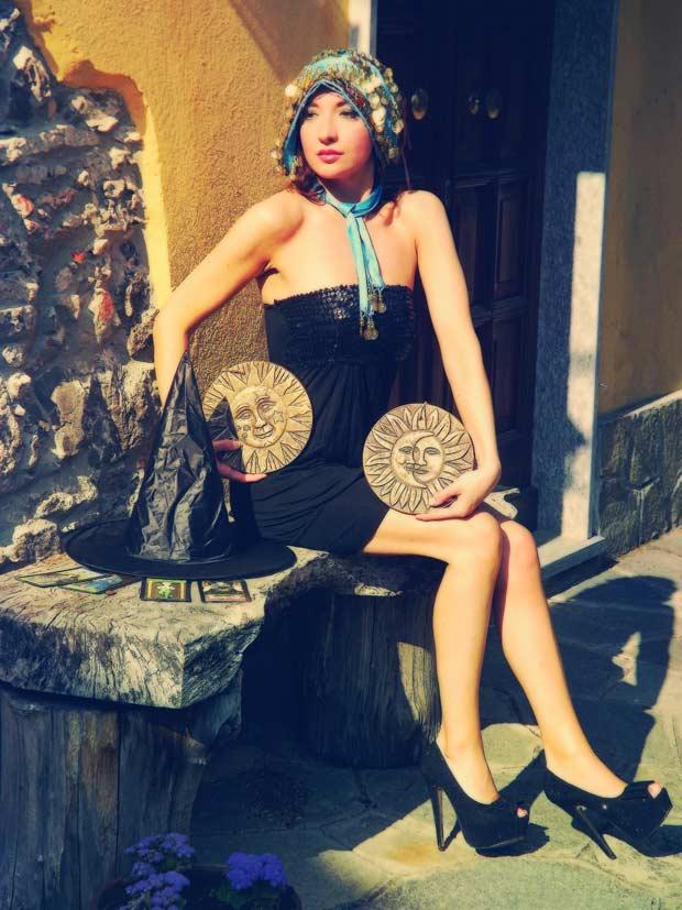 Stefania Merello,tarocchi di stefania merello