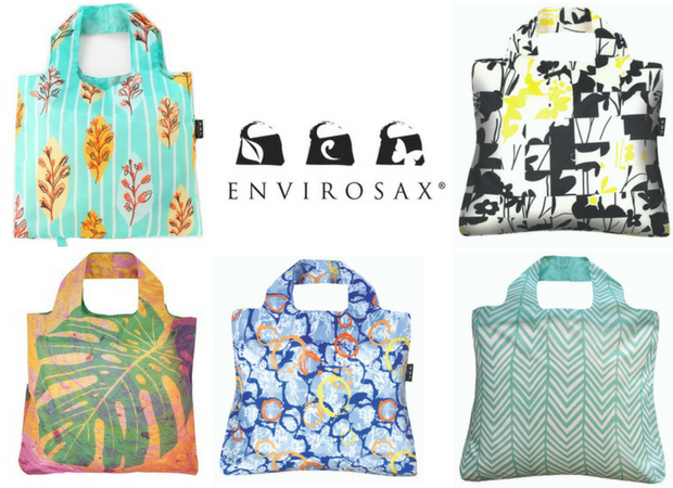 Envirosax, le shopper eco-friendly resistenti e alla moda. Graphic Series A/I 2016-17
