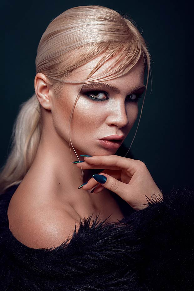 Marianna Merkulova make up