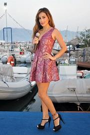 Kiara Ferretta,miss venere 2014,presentatrice