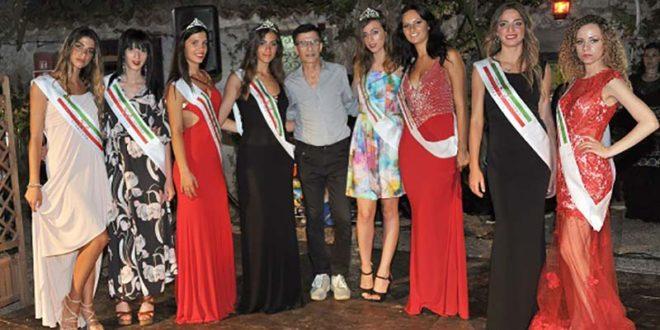 """Concorso nazionale """"Miss Venere"""", sei aspiranti miss selezionate a Palermo"""