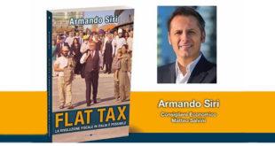 flat tax,armando siri,venosa