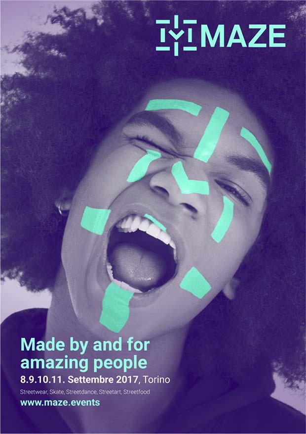 Maze festival,streetwear,moda torino