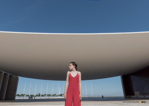 Melissa Pallini,ISFCI,forte in fashion