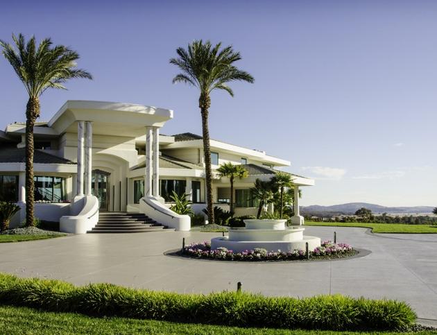 La villa di eddie murphy in california la casa pi - La casa piu costosa al mondo ...