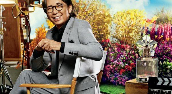 Il designer Kenzo Takada per Avon Cosmetics