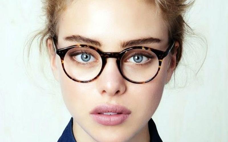 migliore a buon mercato 9c210 883be Gli occhiali sempre più di moda. Montature fashion e ...