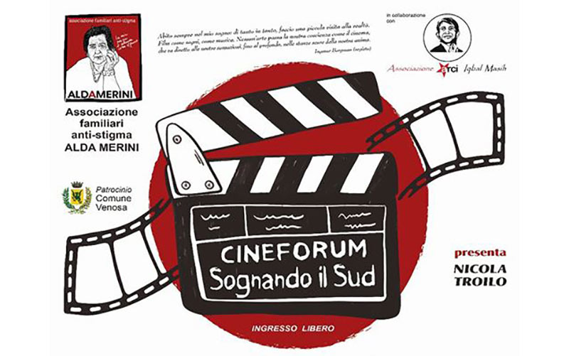 rasegna cinematografica,Venosa,cineforum