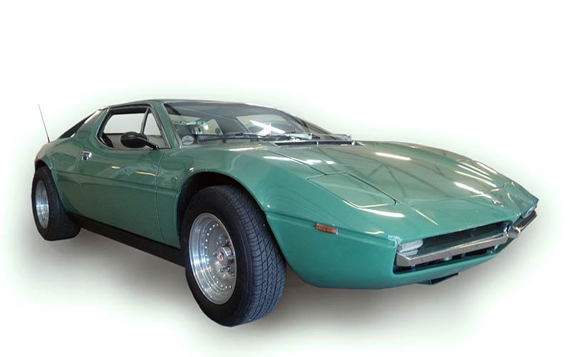 asta Maserati,Dodi Al-Fayed,auto d'epoca