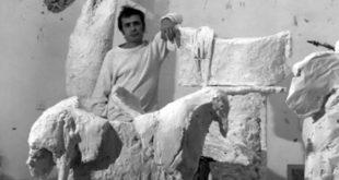 Giacinto Cerrone,Cerrone scultore