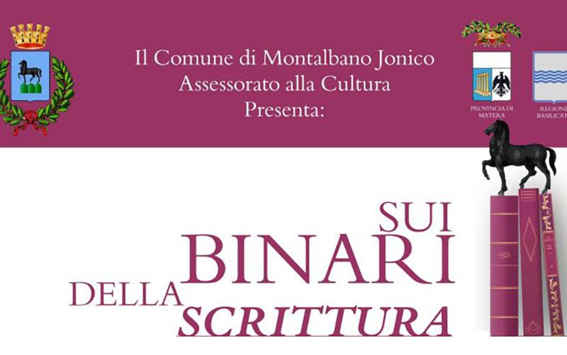 Montalbano Jonico,binari della cultura,basilicata
