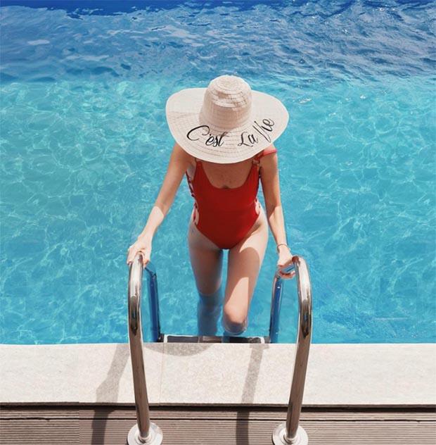 nunzia cillo piscina,nunzia cillo Thailandia,nunzia cillo blogger