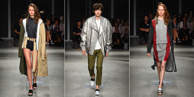 Atsushi Nakashima,Coalescence,Milan Fashion Week,spring summer 2018,primavera estate