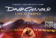 David Gilmour,film Pink Floyd,cinema basilicata