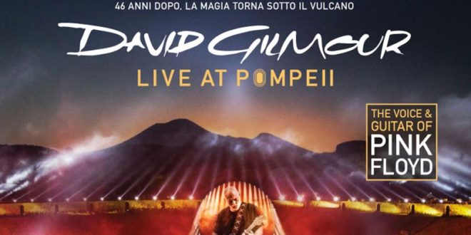 David Gilmour,film Pink Floyd,cinema basilicata