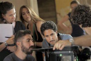 Fausto Romano,cortometraggio,festival di venezia