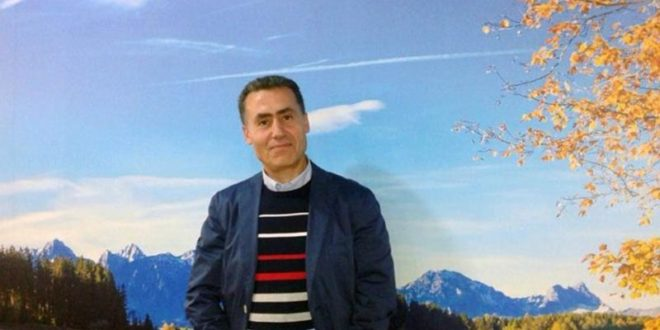 Hamza Zirem,Hamza Ziremscrittore,intervista Hamza Zirem