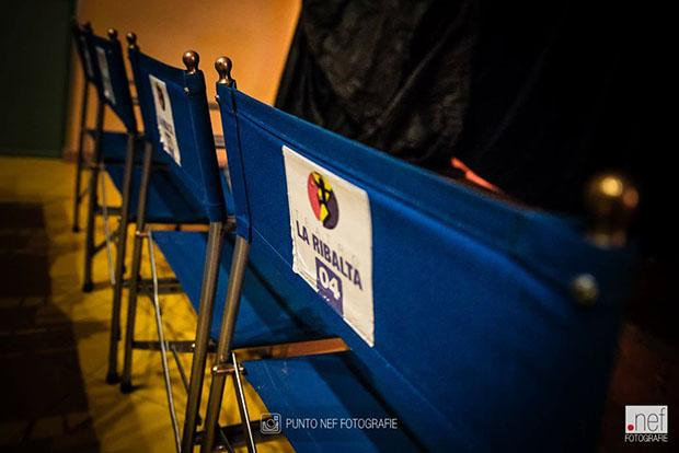 La Ribalta,sedie,conferenza