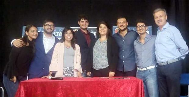 La Ribalta,conferenza a Salerno