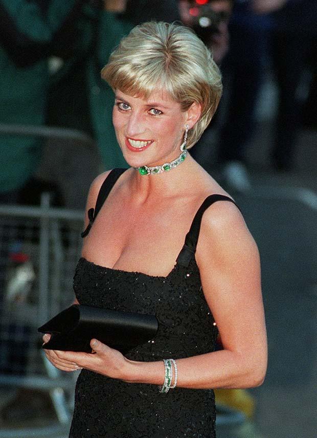 Lady Diana,principessa del Galles