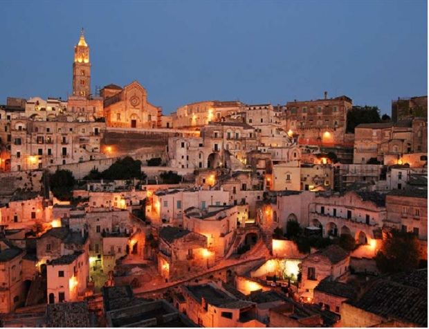 I Sassi di Matera,Basilicata