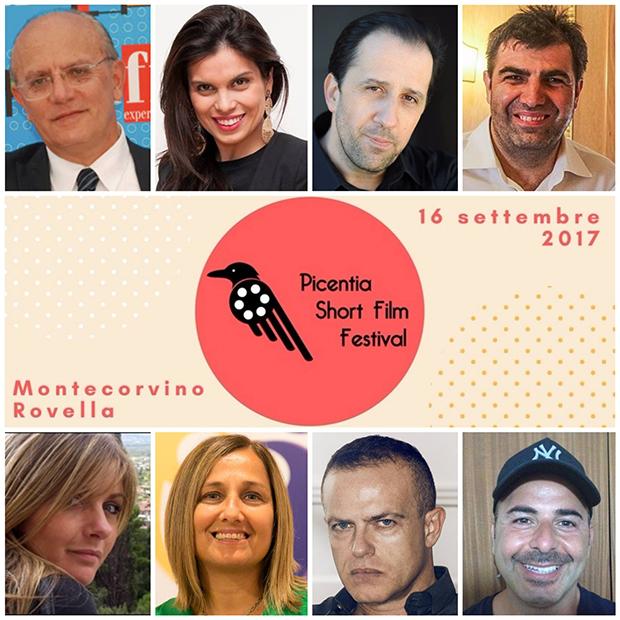 Picentia,giuria picentia,short film festival