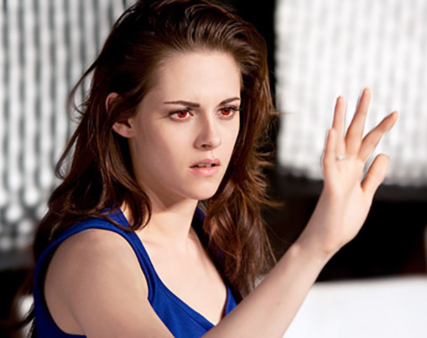 Kristen Stewart,Breaking Dawn