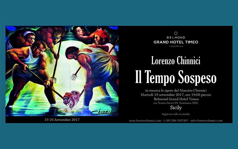 lorenzo chinnici,il tempo sospeso,lorenzo chinnici taormina,Belmond Grand Hotel Timeo