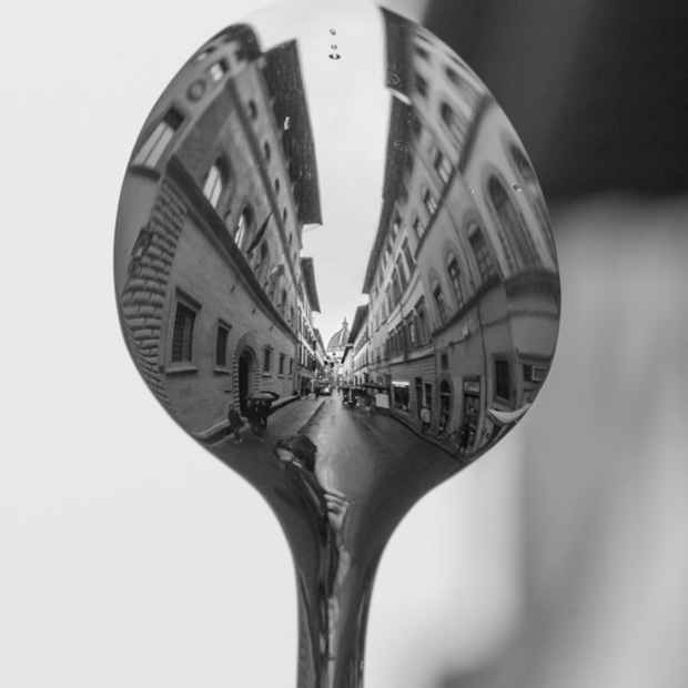 spoon photography,cucchiaio,street photography
